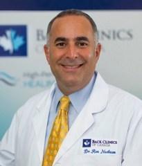 Dr. Ron Nusbaum, Toronto Spine Doctor