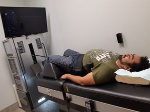 Is Spinal Decompression Painful? | Back Clinics of Canada